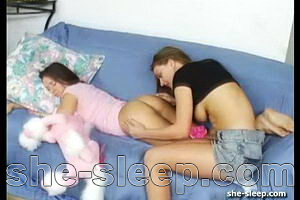 Lesbian sex while sleeping movies