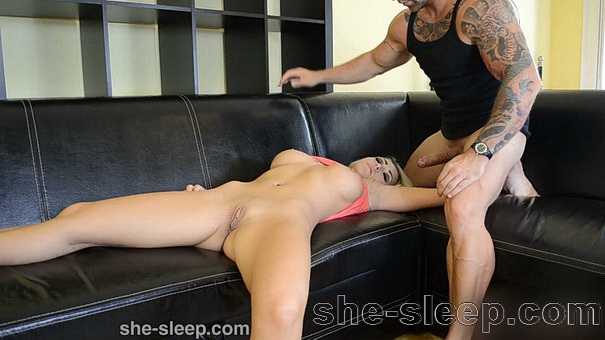 Wife choked and fucked by cheated husband